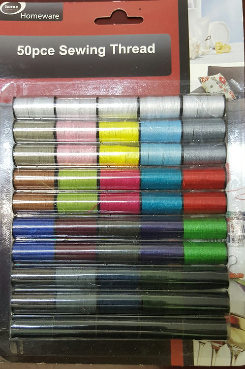 50 pcs Sewing Thread - Homewear