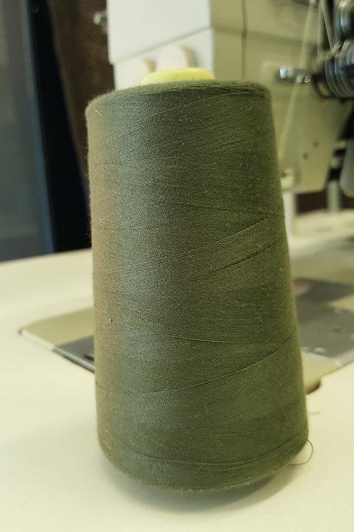 Spun Poly 40/2 Olive 5000MTS