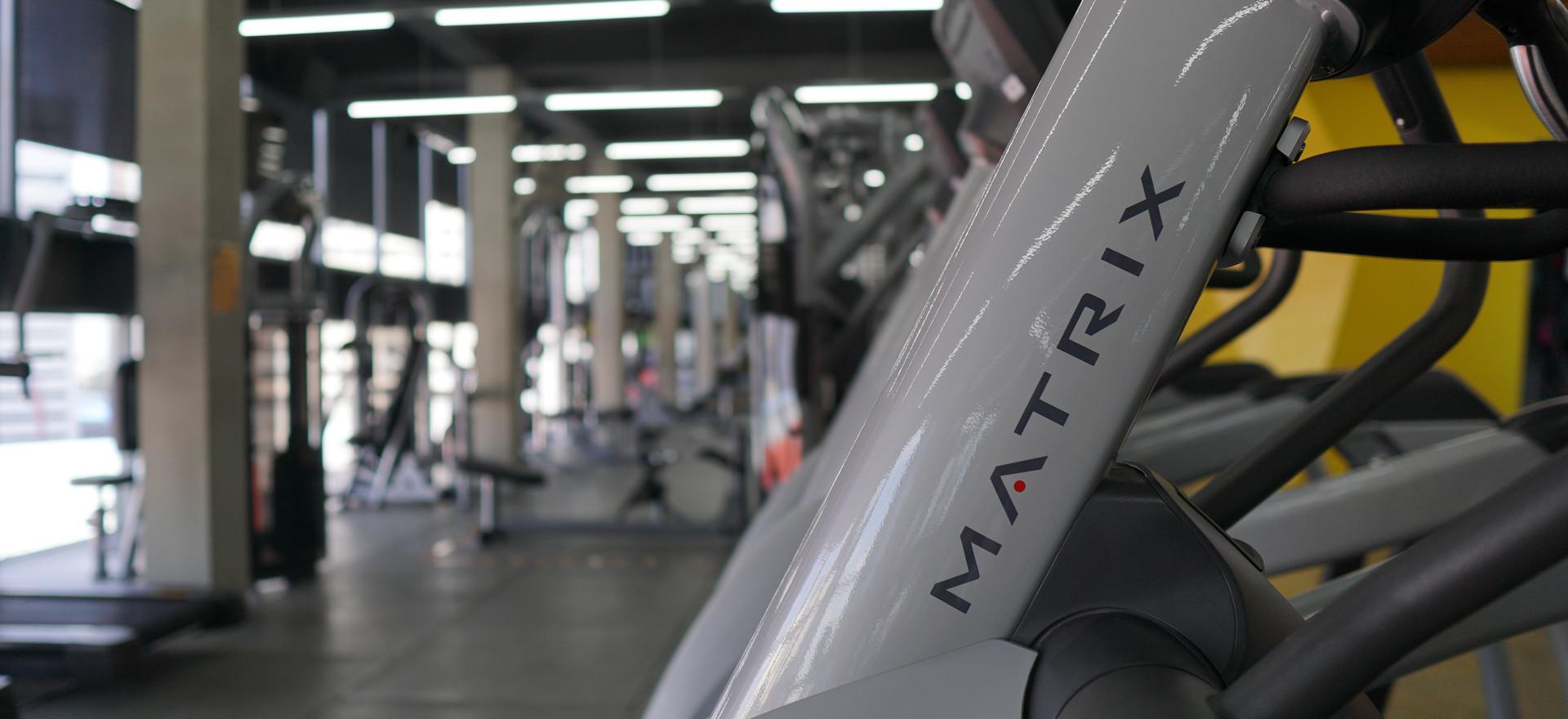 Matrix Fitness Elliptical