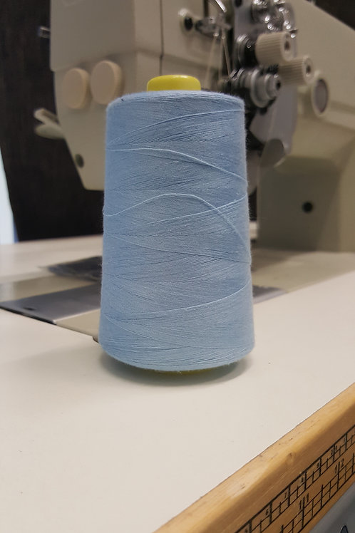 Spun Poly 40/2 Baby Blue 5000MTS
