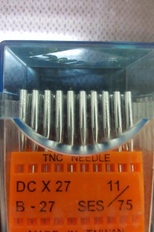 DCX27 75/11 TNC Machine Needles