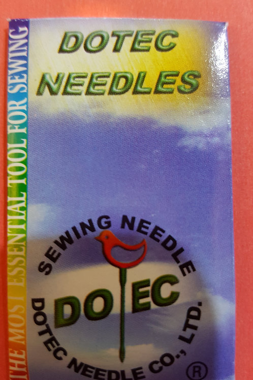 LWX2T 85/13 DOTEC Curved Needles
