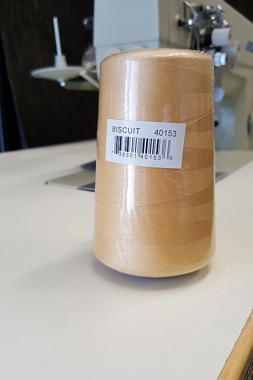 Spun Poly 40/2 Biscuit 5000MTS