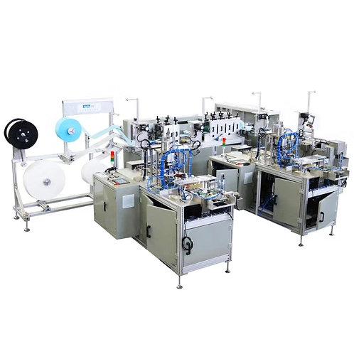Fully Automatic 3 Ply Mask Machine