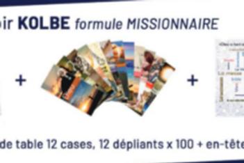 FORMULE MISSIONNAIRE