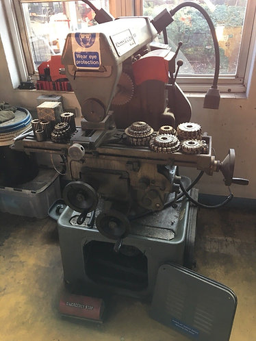 Adcock-Shipley 1ES milling machine