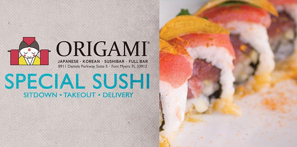 Sushi Fort Myers   United States   Origami Korean Japanese ... - photo#46