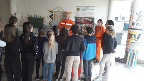 Journée Internationale de la forêt                                            Sensibilisation école