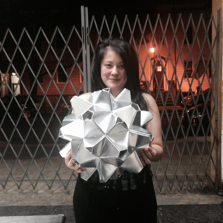 Giant Origami Modular