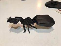 Origami Ant