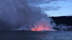 5AM Kilauea Lava