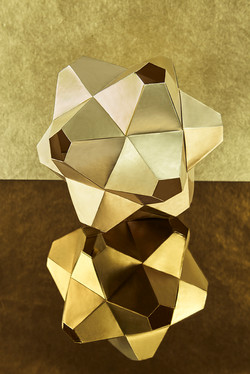 Origami Luxe Gold