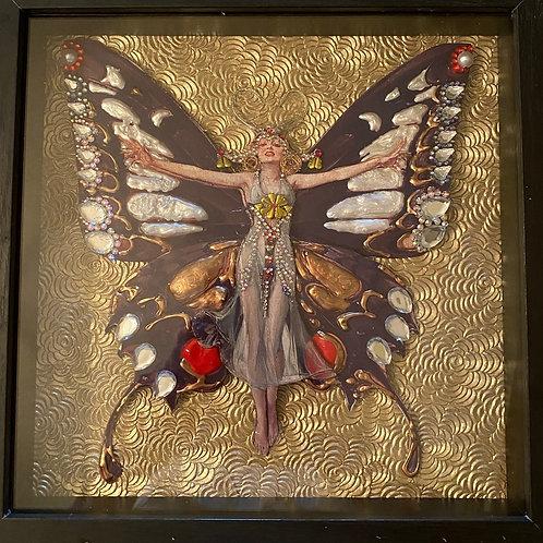 Deco Butterfly