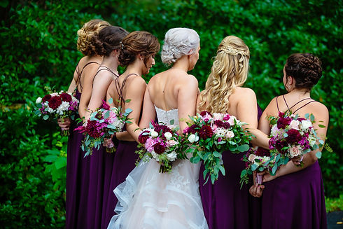 Different Wedding Hair Styles from Annex Hair Studio in Newville PA