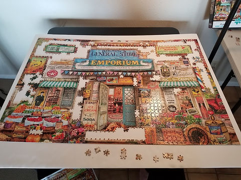 09 - puzzle nearing completion.jpg