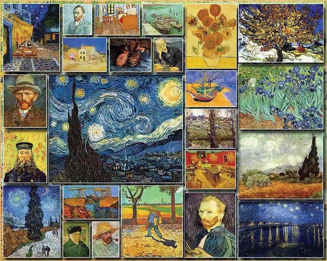 Van Gogh Mosaic Jigsaw Puzzle.jpg