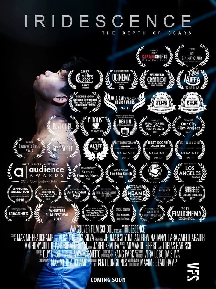 Iridescence (2017)