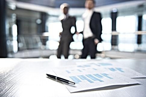 Документы и размыты Бизнес Мужчины