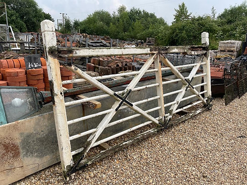 Railway Crossing gate