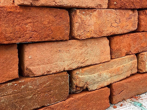 Soft red bricks
