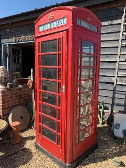 K6 Phone Boxes (priced per phone box)