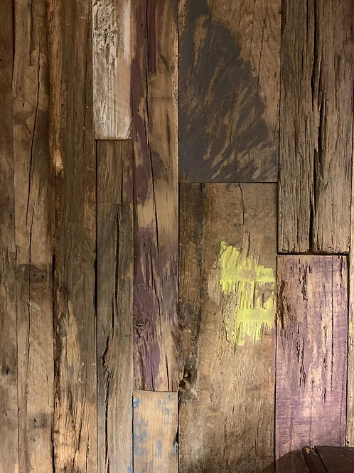 Reclaimed Oak Cladding Board
