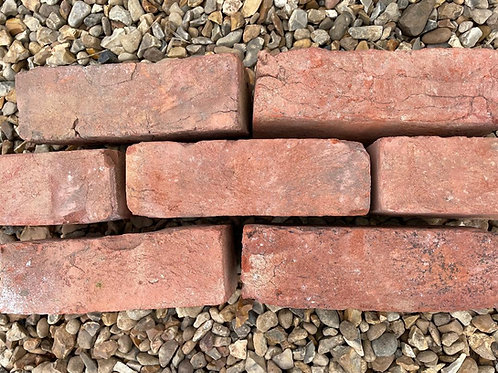 New handmade bricks