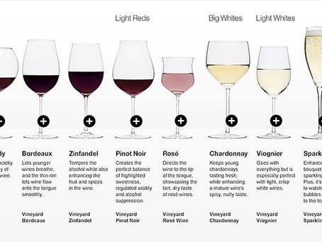 Wine Glass Galore