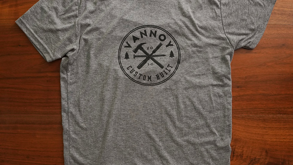 Logo T-shirt (Premium Heather)