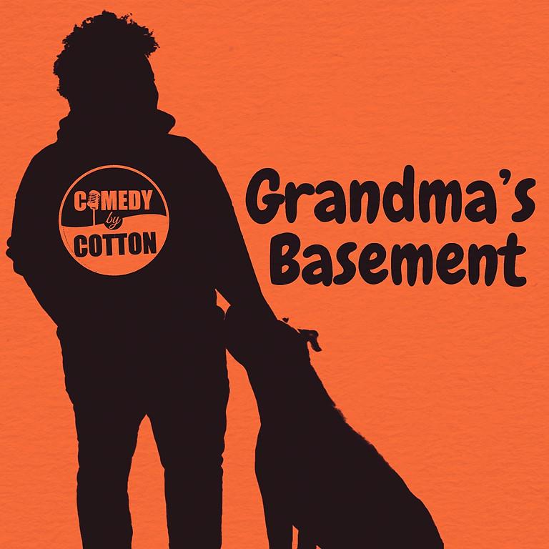Cotton's Debut Comedy Album Recording