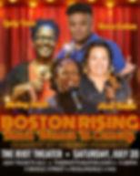 Boston Rising: Black Women In Comedy