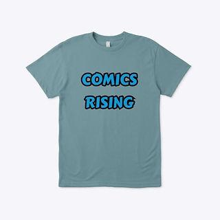 Comics Rising T-Shirt