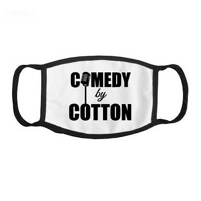 Comedy by Cotton Face Mask