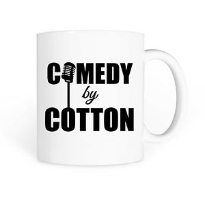 Comedy by Cotton Mug