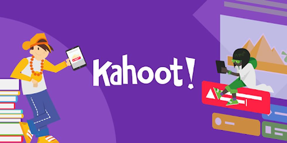 Kahoot Night via Zoom