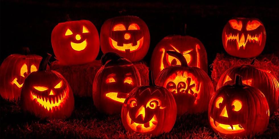 Pumpkin Painting, Carving & Decorating!