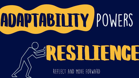🦎 Adaptability Powers Resilience 🧗🏿‍♀️