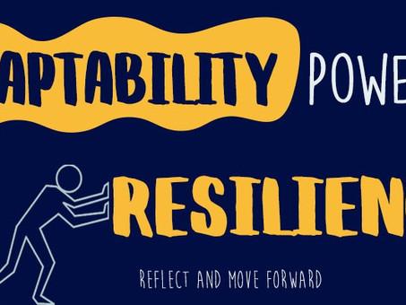 🦎 Adaptability Powers Resilience 🧗🏿♀️