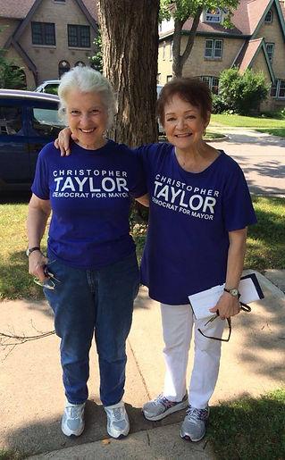 Re-Elect Ann Arbor Mayor Christopher Taylor