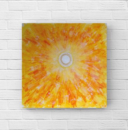 Im Zentrum des Lichts / In the center of light