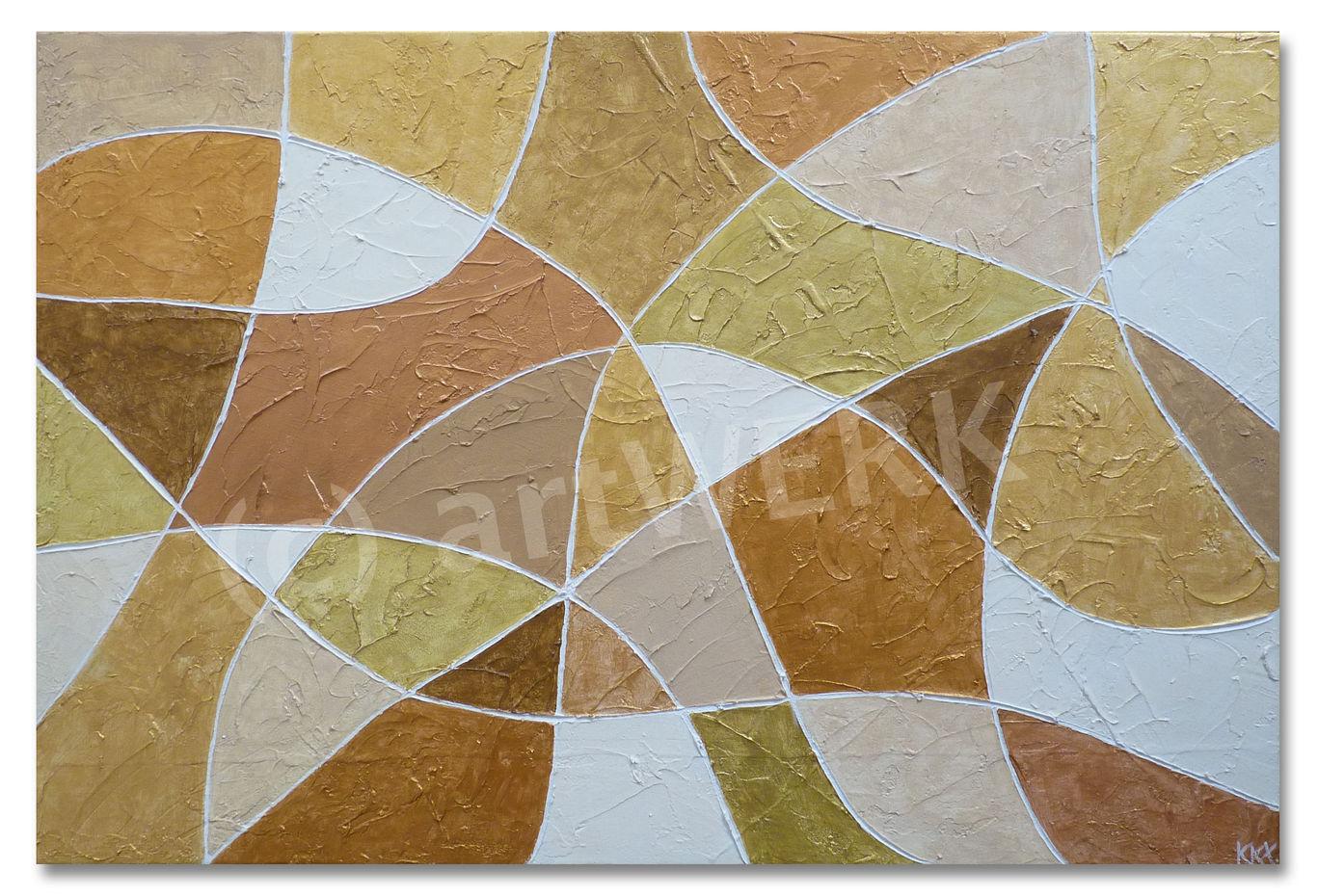 Lebensmosaik / Mosaic of life