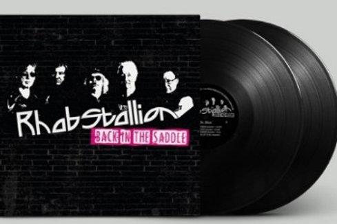 Back in the Saddle double vinyl gatefold album
