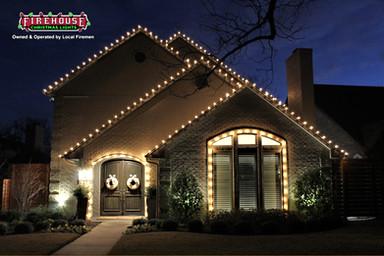 Carter house bulbs and window glare fixe