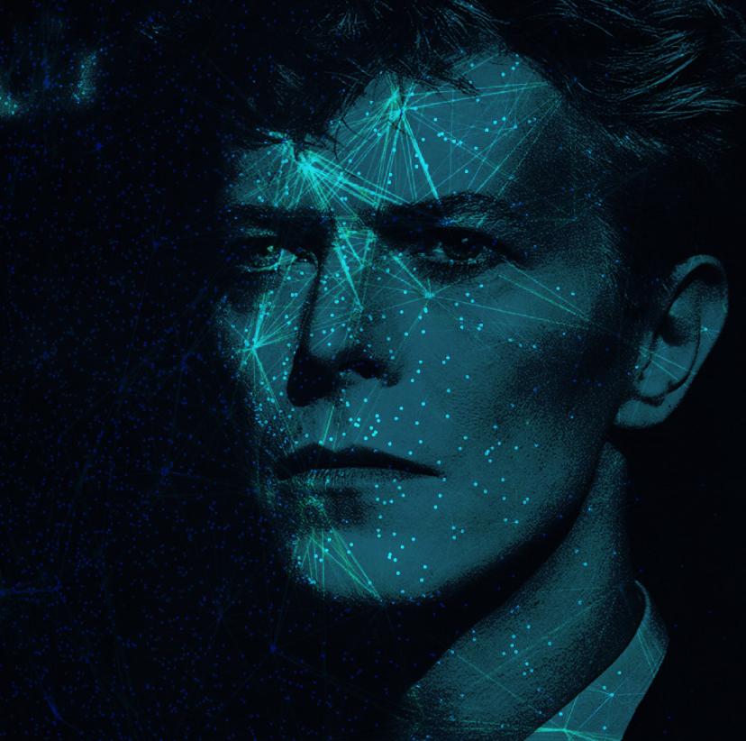 David Bowie Constellation