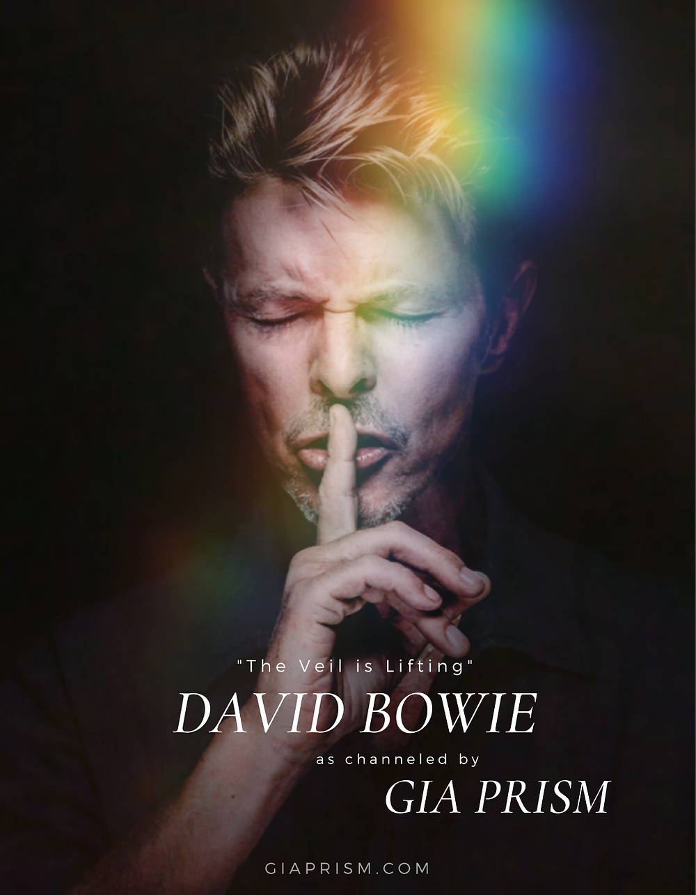 David Bowie PDF channeled by Gia Prism