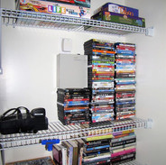 Collection of games, movies and books for you to enjoy