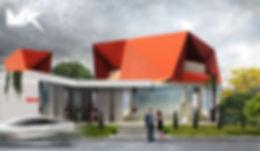 וילה בסביון עיצוב אדריכלות בית פיסולי משה כץ אדריכל