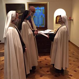 Rinnovazione dei voti a Praga