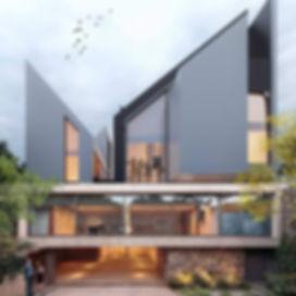 משה כץ אדריכל עיצוב  ווילה בית פרטי (1).