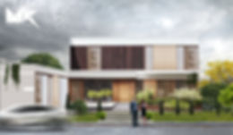 בית פרטי וילה בהרצליה פיתוח עיצוב ותכנון אדריכל